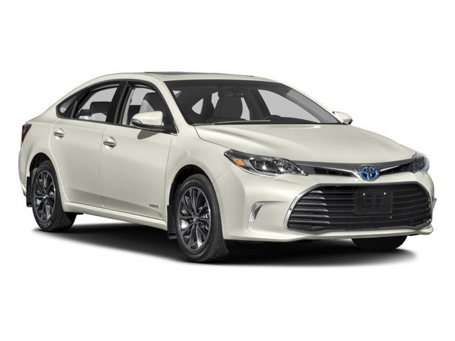 2017 Toyota Avalon Hybrid Xle Premium In Colchester Ct Of