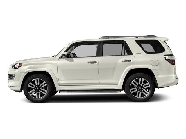 2018 Toyota 4Runner Limited - Toyota dealer serving ...