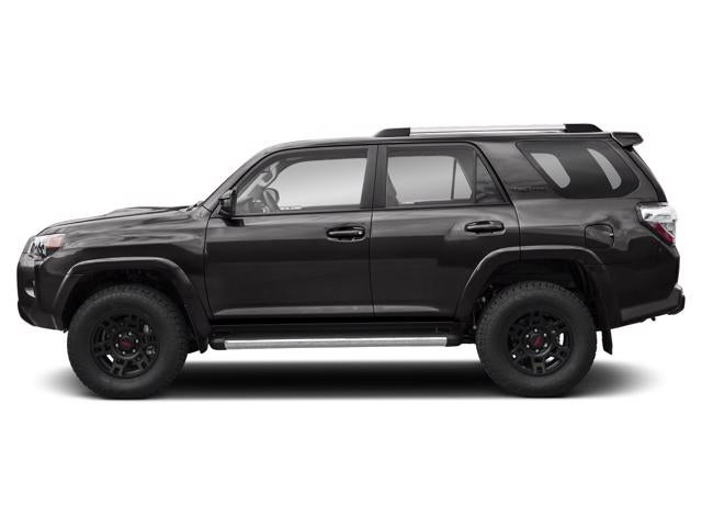 Black Toyota 4runner >> 2018 Toyota 4runner Trd Pro