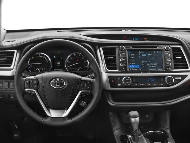 2018 Toyota Highlander Hybrid Limited Platinum In Colchester Ct Of