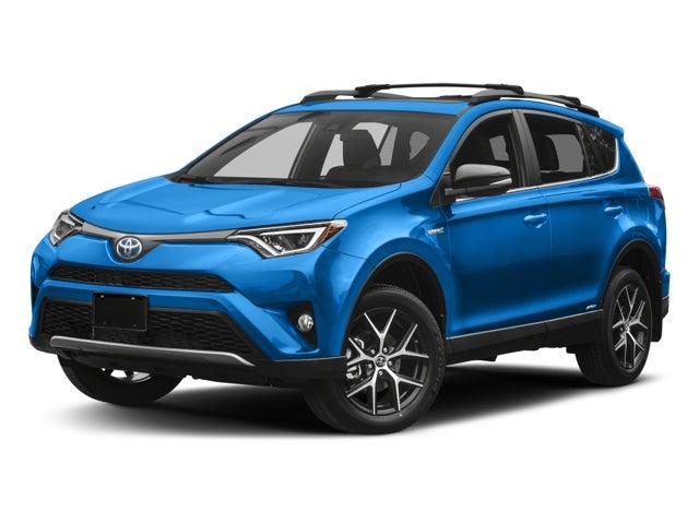 2018 Toyota Rav4 Hybrid Se In Colchester Ct Of