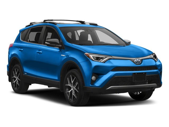2018 Toyota RAV4 Hybrid SE - Toyota dealer serving ...