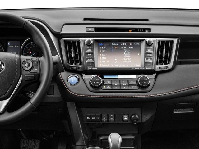 2018 Toyota RAV4 Hybrid SE - Toyota dealer serving ...