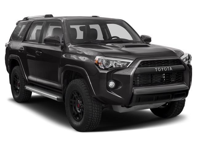 Black Toyota 4runner >> 2019 Toyota 4runner Trd Pro