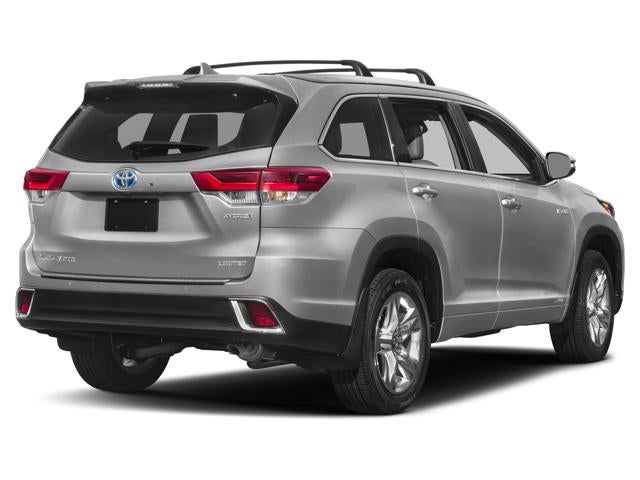 2019 Toyota Highlander Hybrid Le In Colchester Ct Of