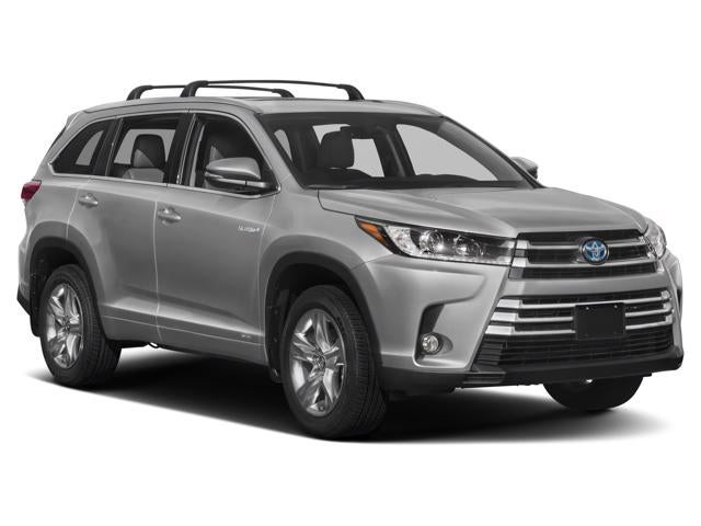 2019 Toyota Highlander Hybrid Limited Platinum Toyota Dealer