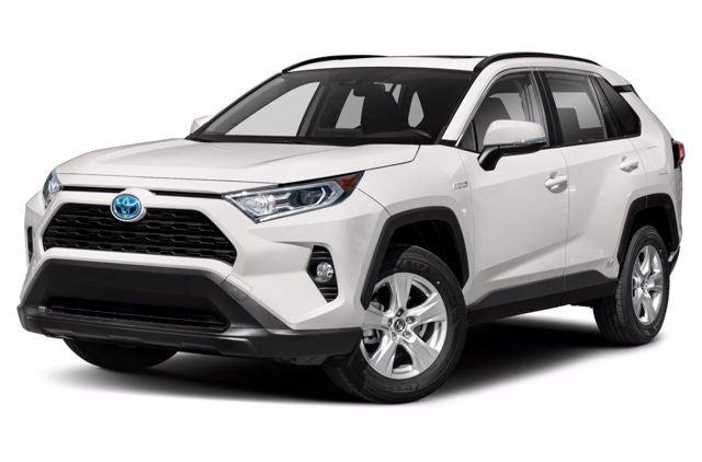2019 Toyota Rav4 Hybrid Xle Toyota Dealer Serving Colchester Ct