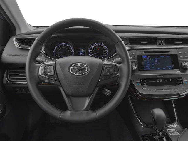 2015 Toyota Avalon XLE - Colchester CT area Toyota dealer serving ...