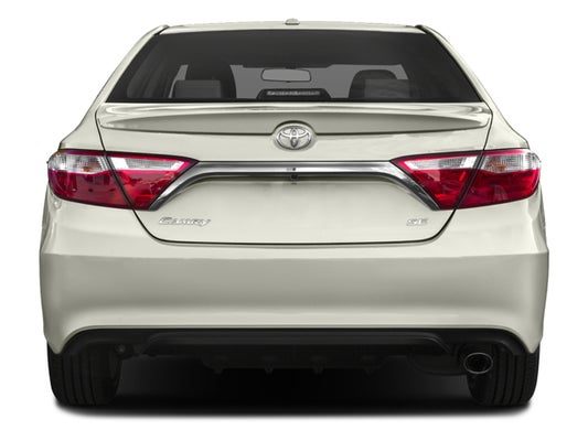 2016 Toyota Camry Se In Colchester Ct Of