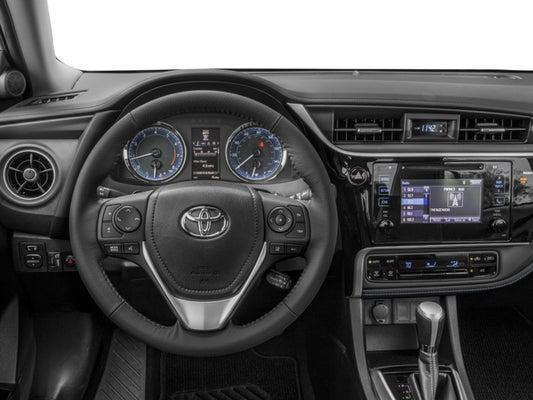 2017 Toyota Corolla Se In Colchester Ct Of