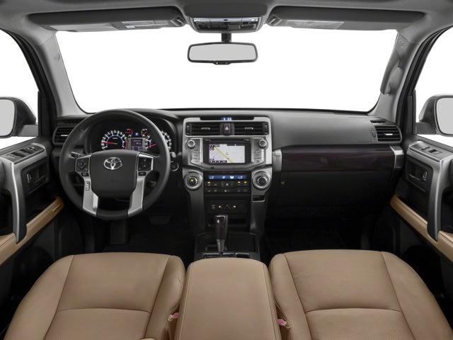 2018 Toyota 4runner Limited Toyota Dealer Serving Colchester Ct